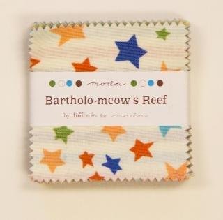 Bartholomeows Reef Mini Charm