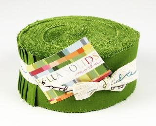 Bella Leaf Green Jelly Roll