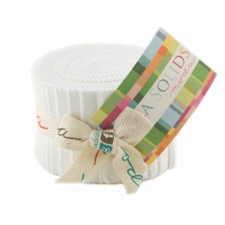 Bella Bleached White Junior Jelly Roll