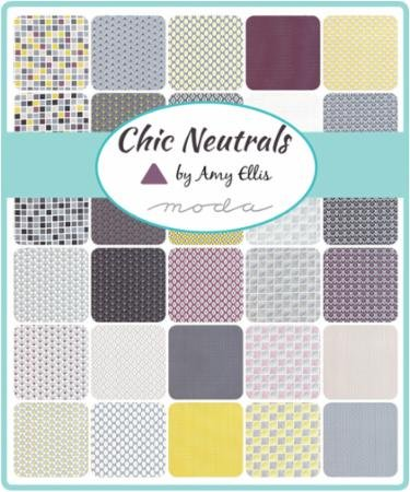 Chic Neutrals Mini Charm