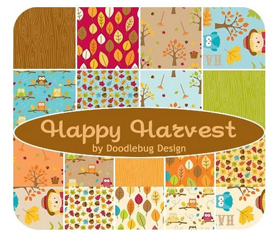 Happy Harvest Junior Layer Cake