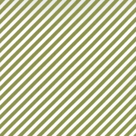 Little Miss Sunshine Leaf Stripe