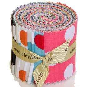 Medium Dots Junior Jelly Roll