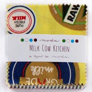 Milk Cow Kitchen Mini Charm