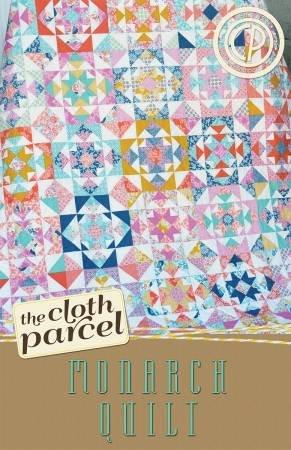 Monarch Quilt Pattern