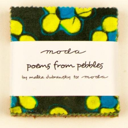 Poems From Pebbles Mini Charm