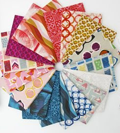Poolside Fat Quarter Bundle