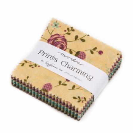 Prints Charming Mini Charm