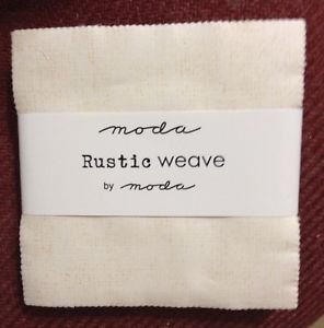 Rustic Weave Mini Charm