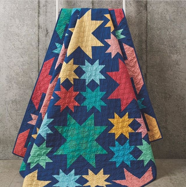 Southern Stars Quilt Kit