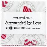 Surrounded By Love Mini Charm