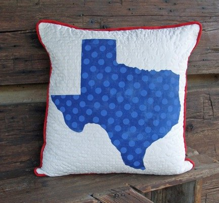 Texas Pillow Kit