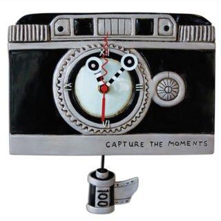 Allen Designs Vintage Camera