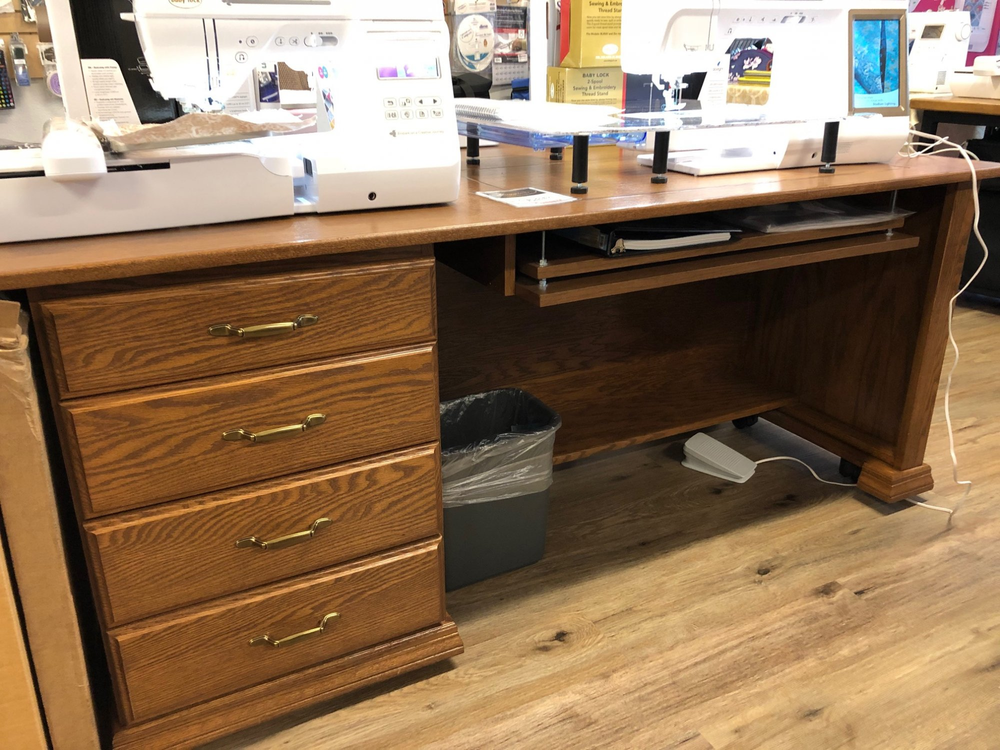 USF 65'' Sewing Cabinet