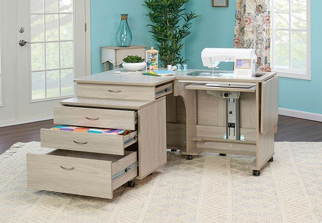 Tailormade Quilter's Vision & Chest - GRAY