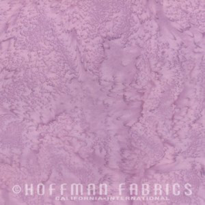 1895-117 Heather | 1895 Watercolor Batik Blender | Hoffman Fabrics