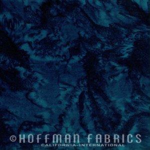 1895-128 Midnight - Hoffman Batik Blender