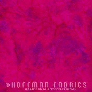 1895-316 Hoffman Batik Blender - Clownfish