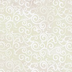 Ombre Scroll by Quilting Treasures - 1649-24174-KZ Crystal