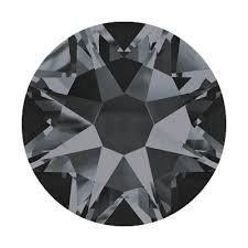 Swarovski Hotfix Crystals - Silvernight #5008 - 3mm