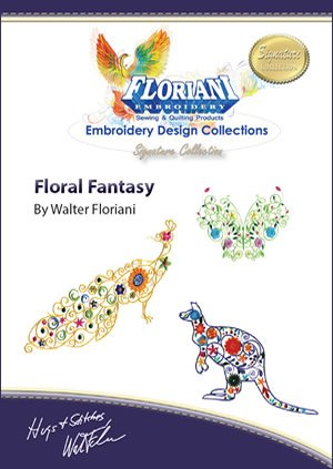 Florial Fantasy - Floriani Embroidery Signature Series