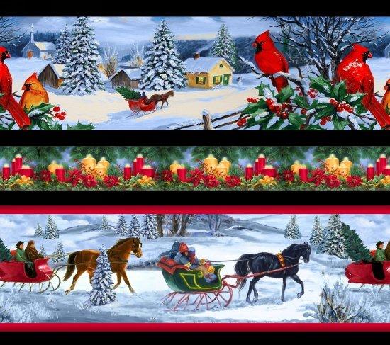 Blank Let It Snow - B-9124-11