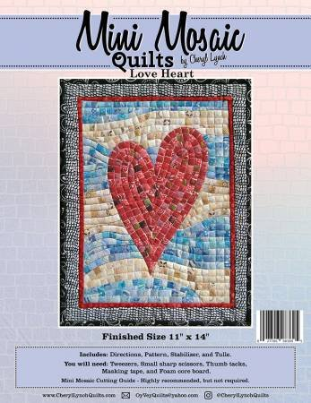 Love Heart Mini Mosaic