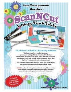 Brother ScanNCut Settings Tips & Tricks