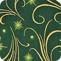 SRKM-17328-224 Evergreen from Winter's Grandeur 6 by Robert Kaufman Fabrics