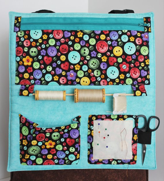 Travel Sewing Caddy