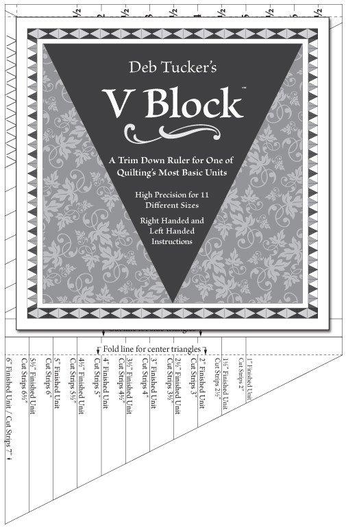 Tucker V Block