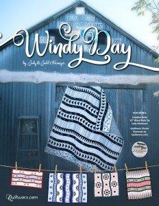Windy Day Book JNQ-00245P1 by Quiltworx Judy Niemeyer Quilting