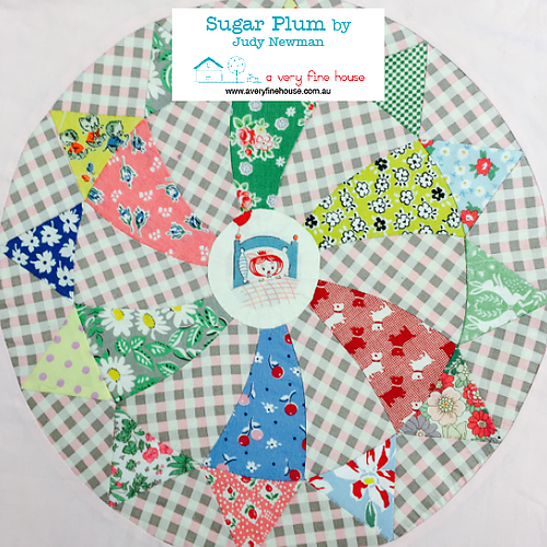 Sugar Plum Templates by Judy Newman