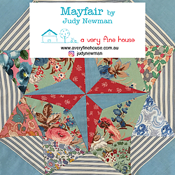 Mayfair Template Set by Judy Newman