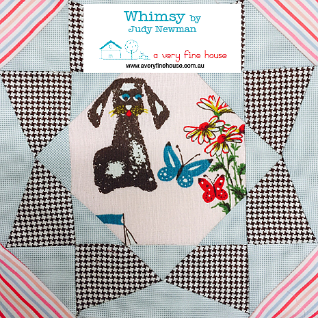 Whimsey Templates by Judy Newman