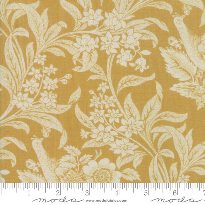 Regency Sussex  - M42330-14 Mustard