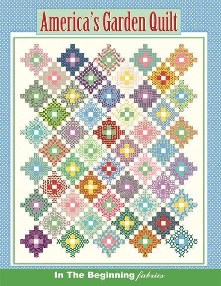 America's Garden Quilt Pattern