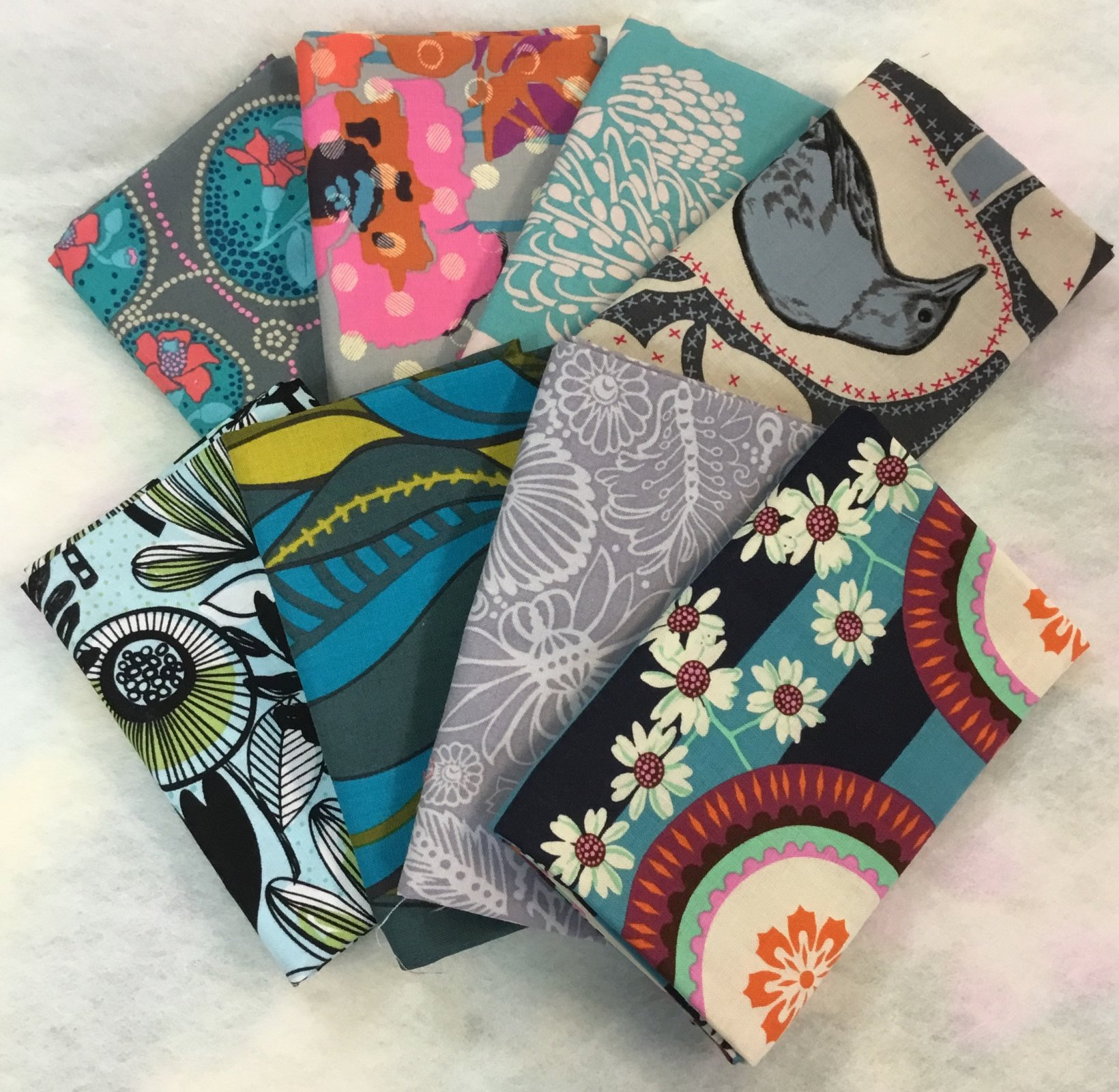 Anna Maria Horner Fabric pack - FQ x 8