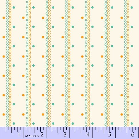 Aunt Grace Backgrounds - 83510112 Orange & Green