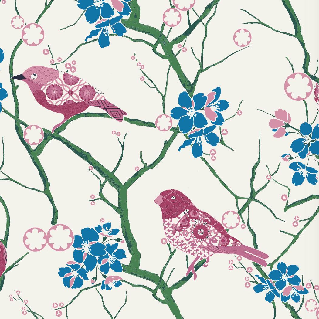 Birdsong Blossom Liberty