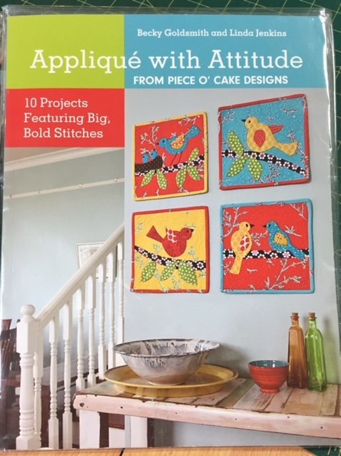 Applique with Attitude