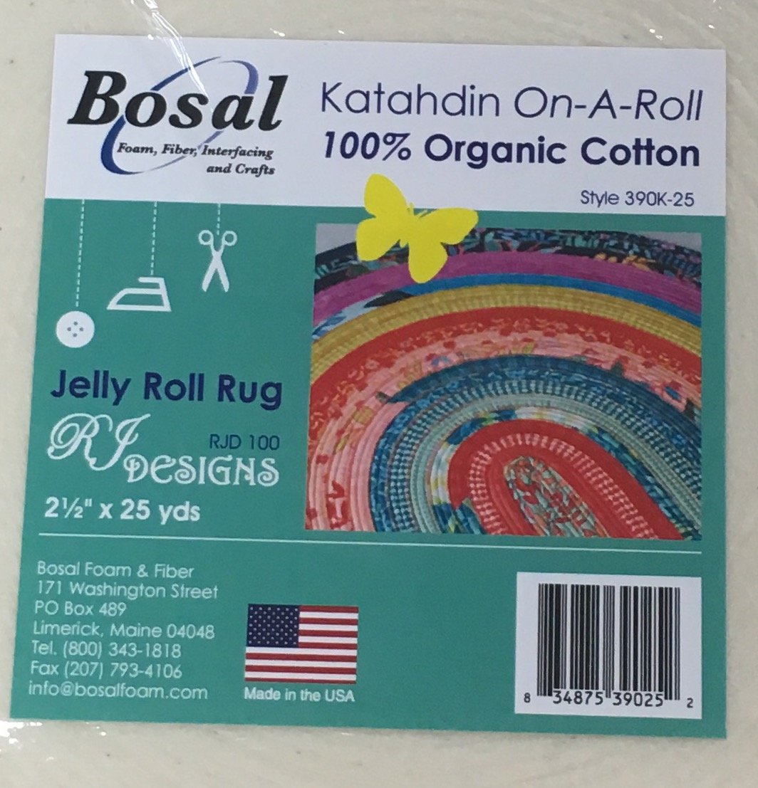 Jelly Rug Roll Batting