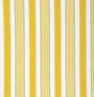 Butterfly Garden - Stripe Yellow