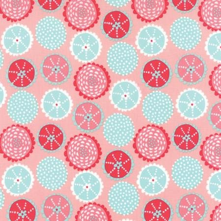 Coral Queen of the Sea Pink20514-15