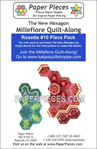 The New Hexagon - Millefiore - No 10