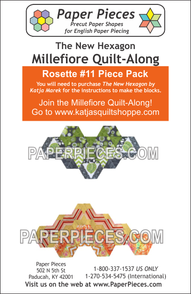 The New Hexagon - Millefiore - No 11