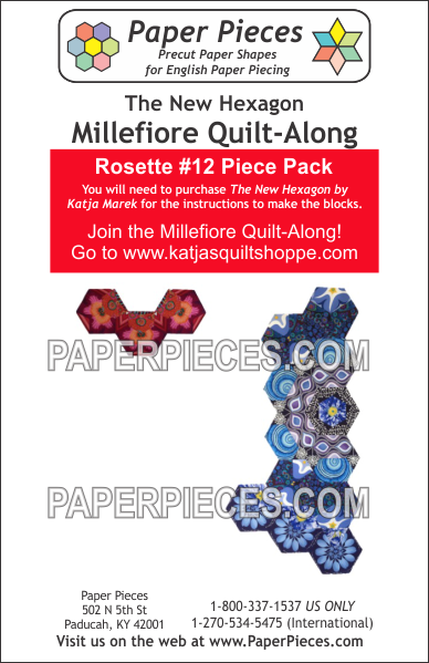 The New Hexagon - Millefiore - No 12