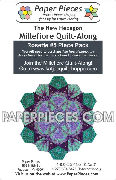 The New Hexagon - Millefiore - No 5