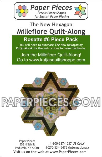 The New Hexagon - Millefiore - No 6