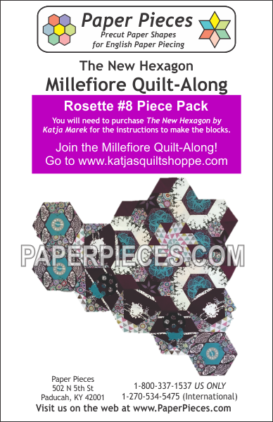 The New Hexagon - Millefiore - No 8
